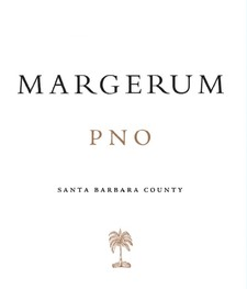 2018 Margerum PNO, Pinot Noir, Santa Barbara County