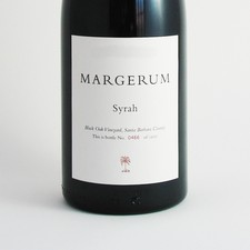 2007 Black Oak Vineyard Syrah