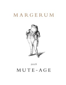 2018 Margerum Mute-Age, Grenache Based Vin Doux Natural
