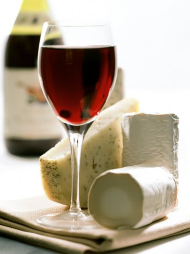 Pinot Noir and Cheese